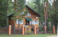 Территория базы отдыха ИВОЛГА (26)